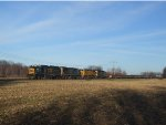 CSX 8558 west